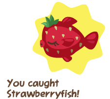 petsocietyfishingstrawberryfish